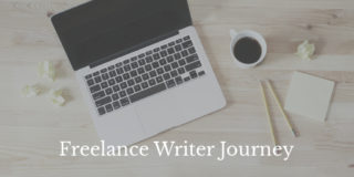 Freelance Writer Journey