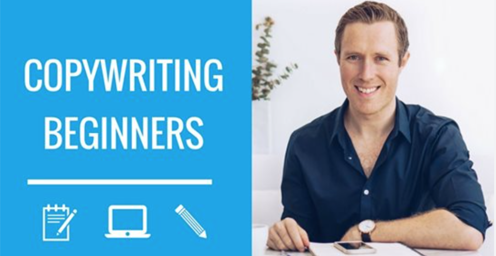 COPYWRITING FOR BEGINNERS: HOW TO WRITE WEB COPY THAT SELLS WITHOUT BEING CHEESY BY JESSE FORREST