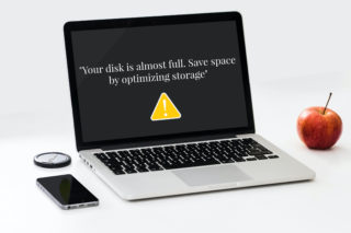 free up storage space on your MacBook.